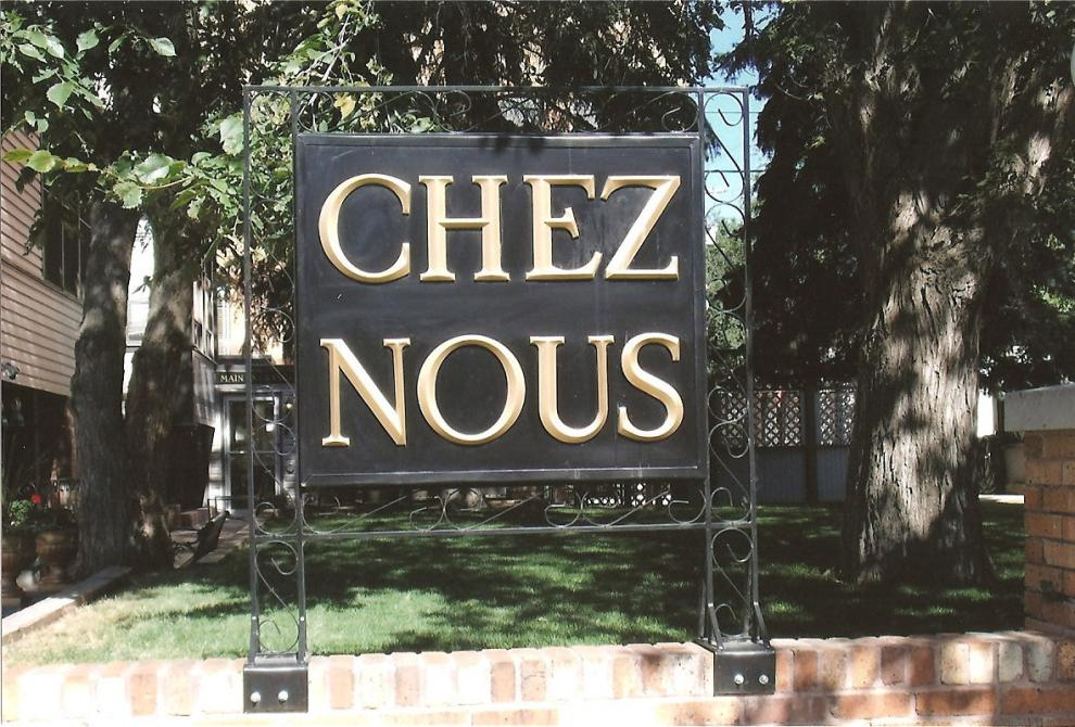 Welcome to Chez Nous